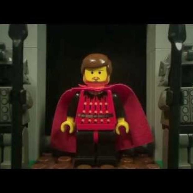 Viva La Vida In LEGO