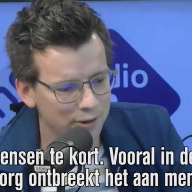 Pieter Derks gaat viraal met column over tekort aan vakmensen