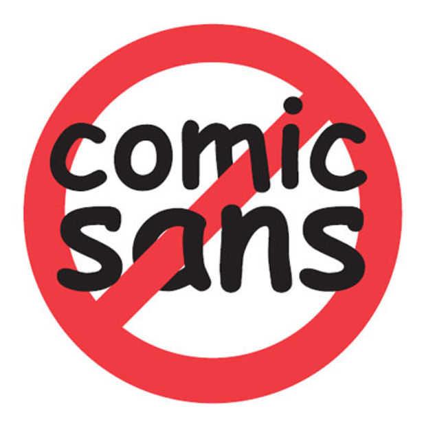 Deze man heeft Comic Sans gemaakt (en heeft niet eens spijt)