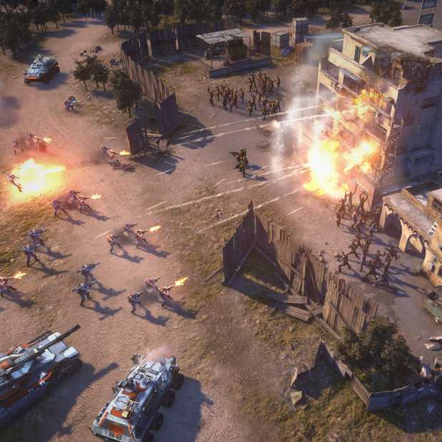 Command & Conquer F2P van de kaart geveegd