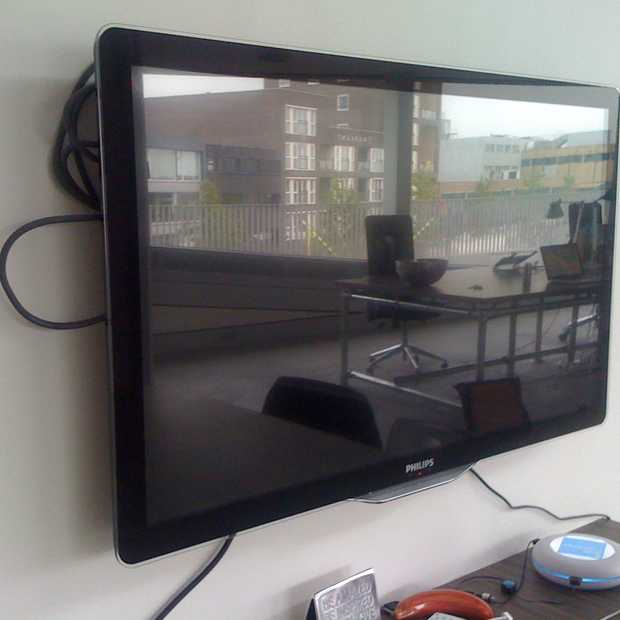 Consument ziet televisiescherm in de toekomst verdwijnen