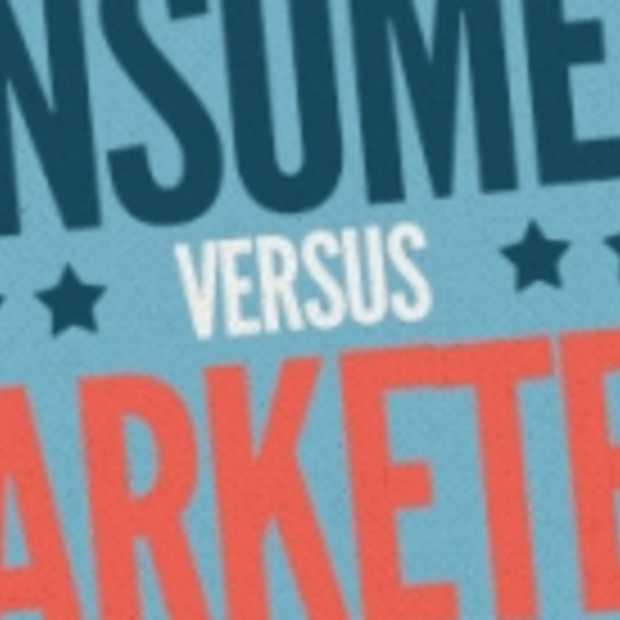 Consumenten vs. marketeers: wat willen we echt weten van merken op social media? [Infographic]