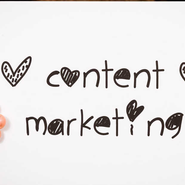 """Contentmarketing is geen vorm van gratis traffic"""
