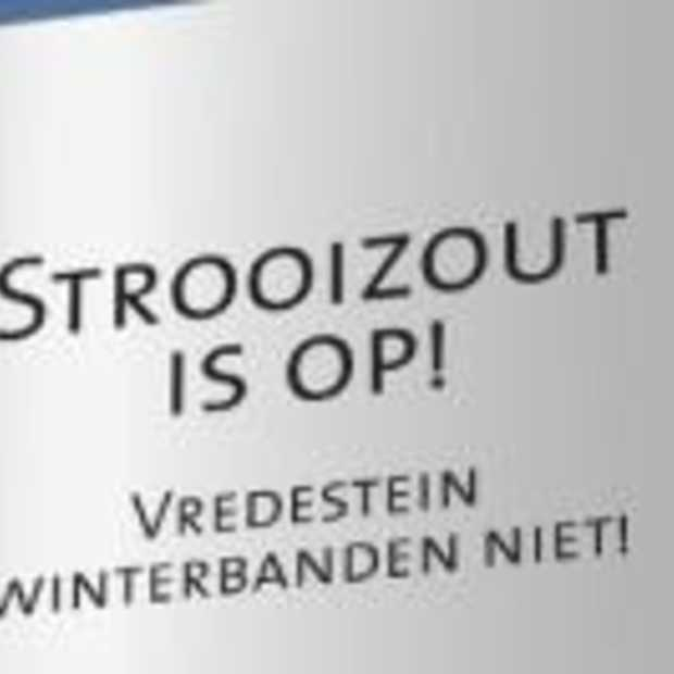 """Crossmedia campagne """"Strooizout is op!"""""""