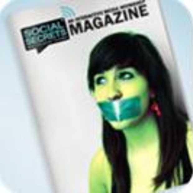Crossmediaal magazine social media geheimen