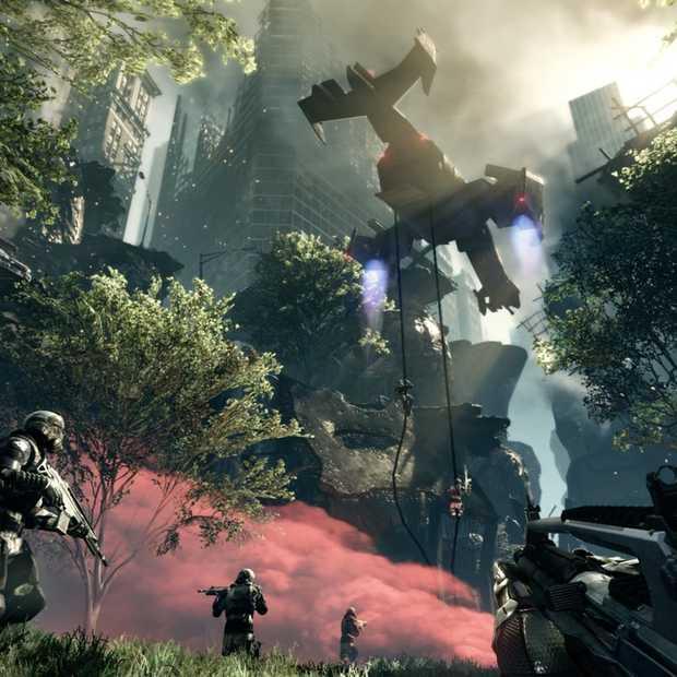 Crysis 2, Mass Effect 2, Shift 2, Darkspore, BulletStorm, Dead Space 2... EA Heeft Luxeprobleem