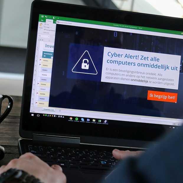 Een Amber Alert voor organisaties in geval van een cyberaanval