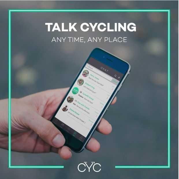 Niki Terpstra lanceert fiets app: CycleWE