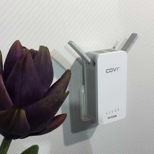 D-Link WiFi Covr: slimme WiFi met Powerline ondersteuning