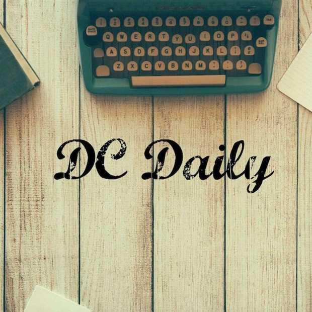 De DC Daily van 8 april 2016