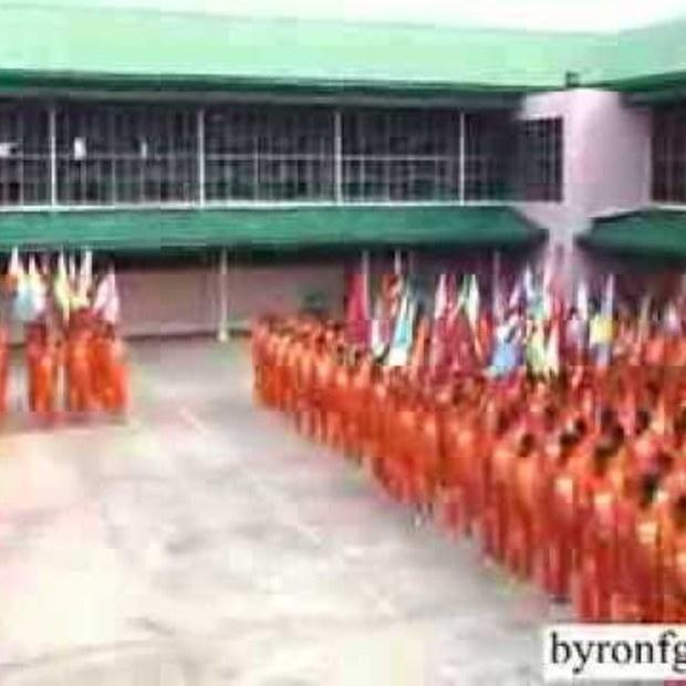 Dancing Inmate's Michael Jackson tribute