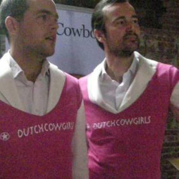 DC Boulevard@Next Web: 'Patrick & Boris in Cowgirls-shirt'