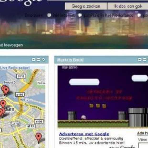 DC7: Top 7 widget-gadgets voor iGoogle