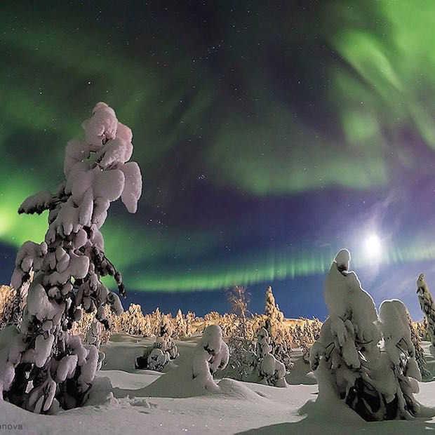 De 10 mooiste foto's van het licht