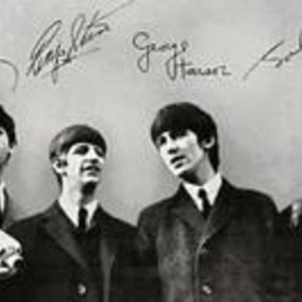 De Beatles hebben al meer dan 5 miljoen nummers verkocht
