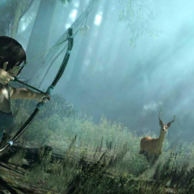 De nieuwe Tomb Raider is gewoon een mooie game als je hem speelt
