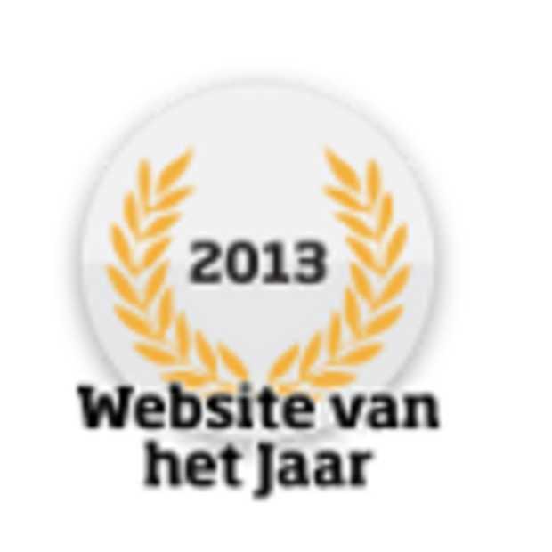 De nominaties voor de Website van het Jaar 2013 verkiezing zijn bekend