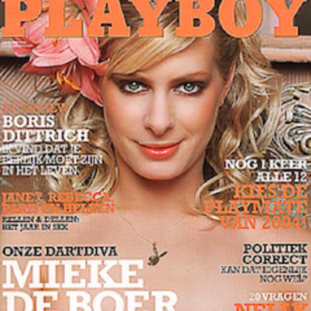De playboyfoto's van Mieke de Boer