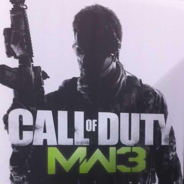 De plicht roept voor de 3e keer op Gamescom 2011 met Modern Warfare 3