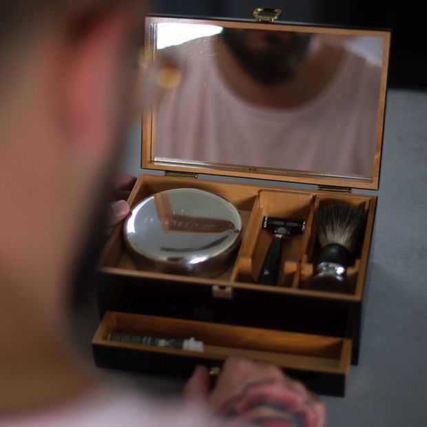 De Scheerkist is terug: nat scheren in stijl voor de moderne man