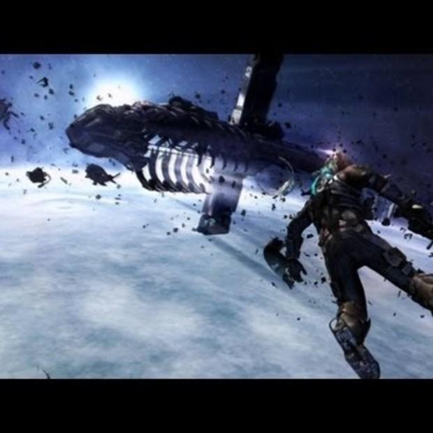 Dead Space 3 trailer