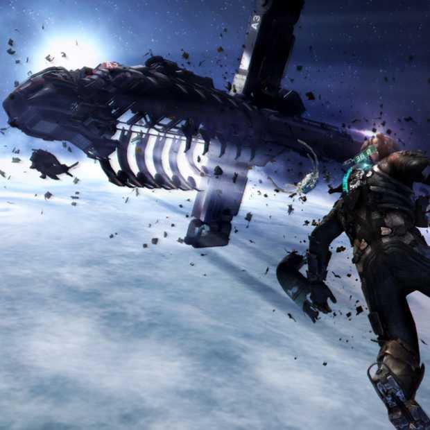 Dead Space 3 zegt de horror vaarwel maar overtuigt toch