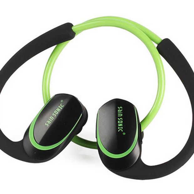 DC Deals: SainSonic Wireless HD Stereo Earphones