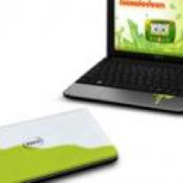 Dell gaat Nickelodeon Computer maken