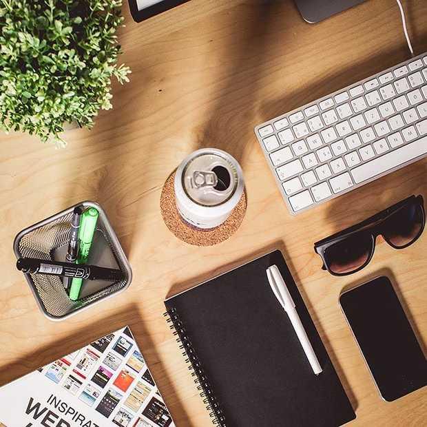 Oh nee, weer aan het werk... 7 tips voor de ultieme werkplek