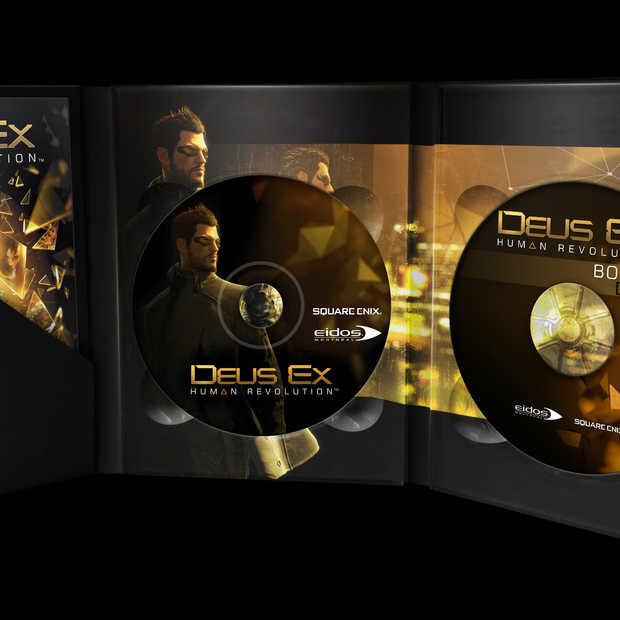 Deus Ex Human Revolution Pre-Orders Onthuld... Maar Waar Is De Releasedatum?