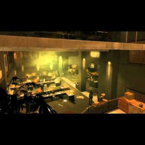 Deus Ex: Human Revolution keuze demo