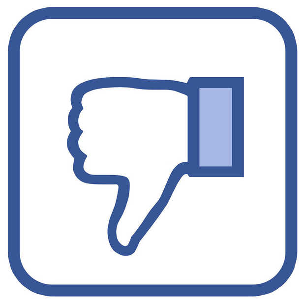 Facebook zal nooit een dislike button introduceren