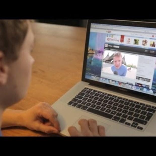 Dit is de Efteling op YouTube