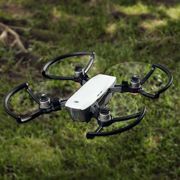 DJI lanceert kleinste hun kleine maar fijne drone: de Spark