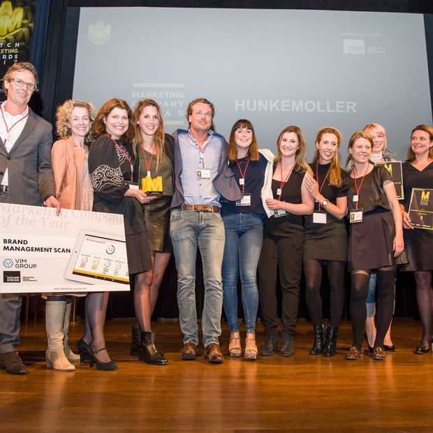 De Dutch Marketing Awards 2017 zijn weer uitgereikt