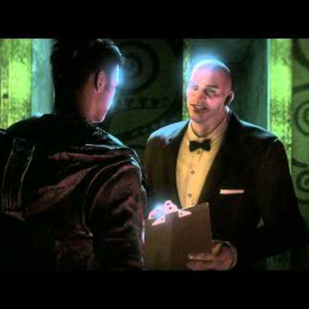 DMC Devil May Cry E3 trailer