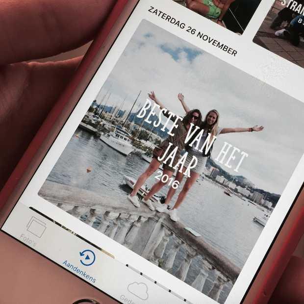 Doen op je iPhone: bekijk jouw 'beste van het jaar video'