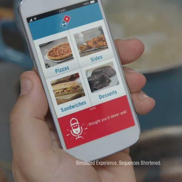 Dom, de Siri onder de Pizza-bakkers