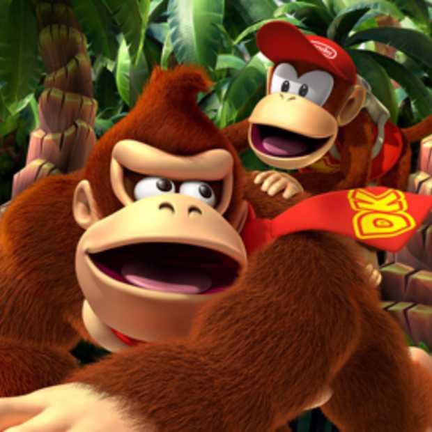 Donkey Kong Country Returns to kick ass