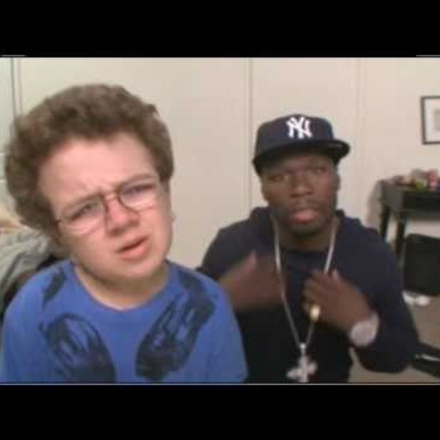 Weekend Viral :Down On Me - Keenan Cahill featuring 50 Cent