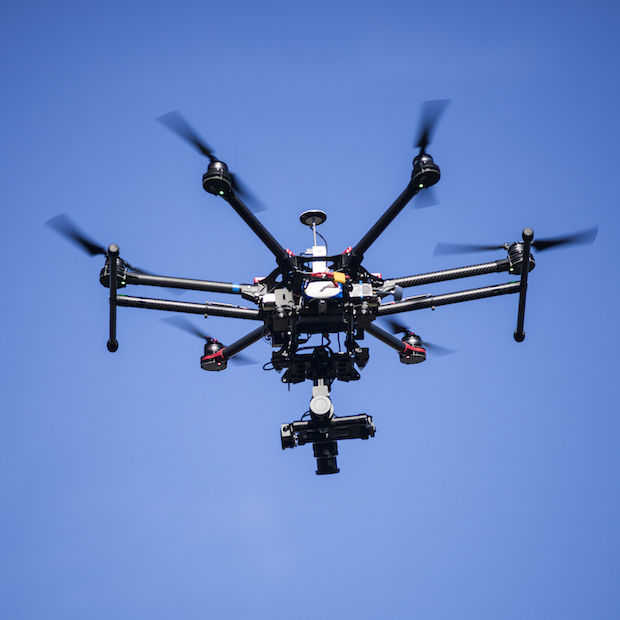 Elke drone krijgt kenteken om eigenaar te achterhalen