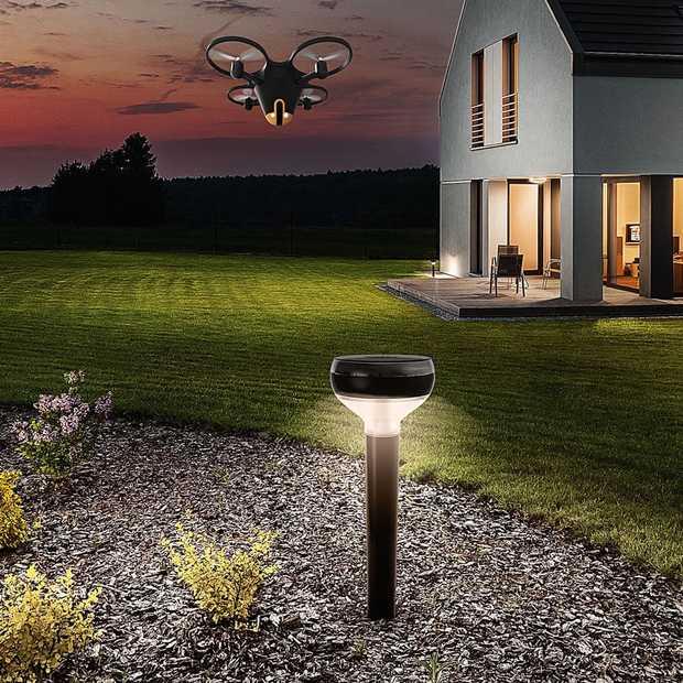 Vergeet het alarmsysteem: deze drone bewaakt je huis