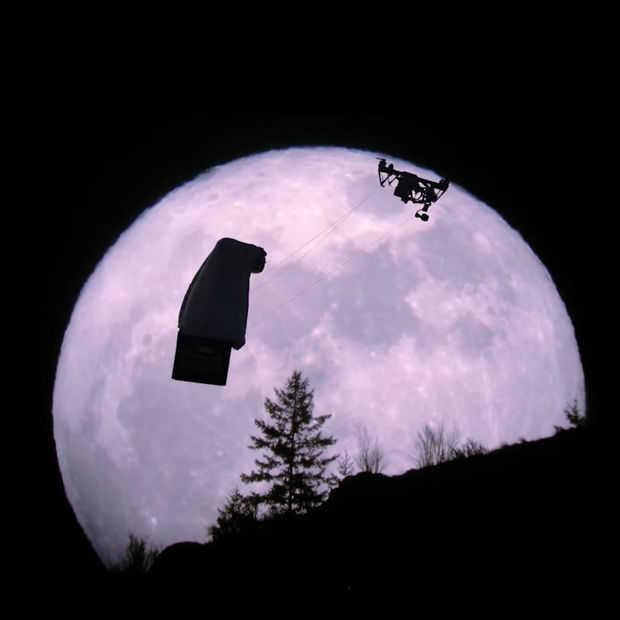 Het New York Drone Filmfestival levert prachtige beelden op