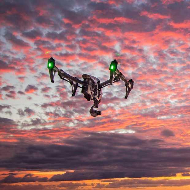 Space53: eerste nationale testlocatie voor drones en onbemande systemen