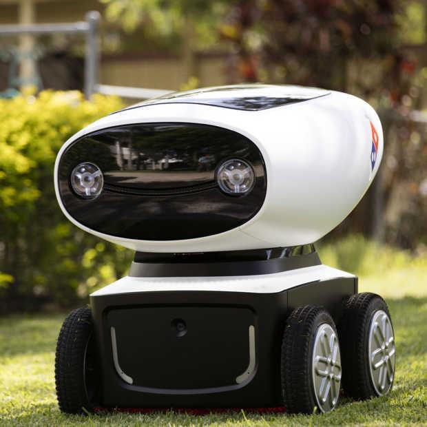 Domino's lanceert eigen drone delivery unit: DRU