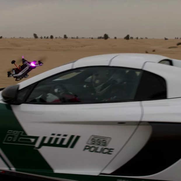 We are Racing: Drone vs McLaren