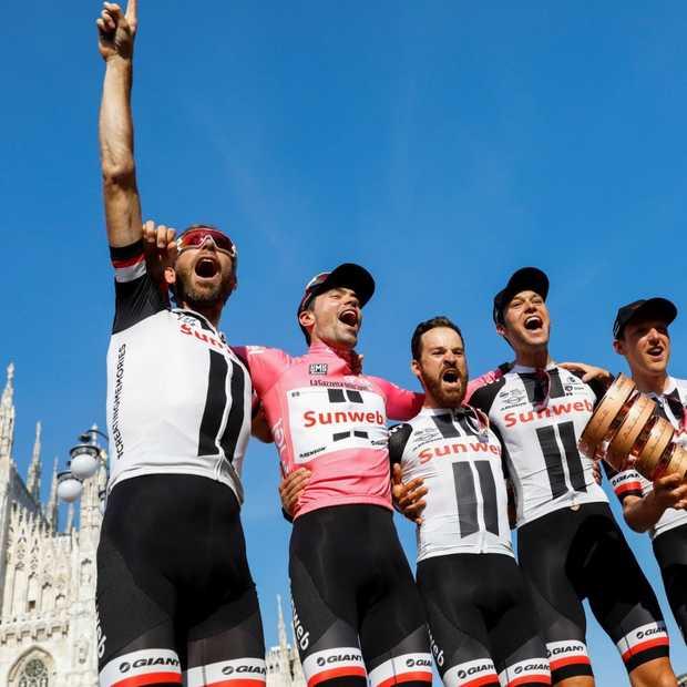 Tom Dumoulin wint de Giro: de 10 leukste tweets