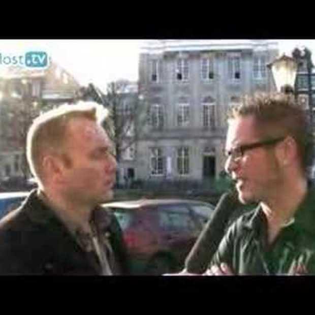 Sfeerreportage Adobe FITC met Bert Hagendoorn