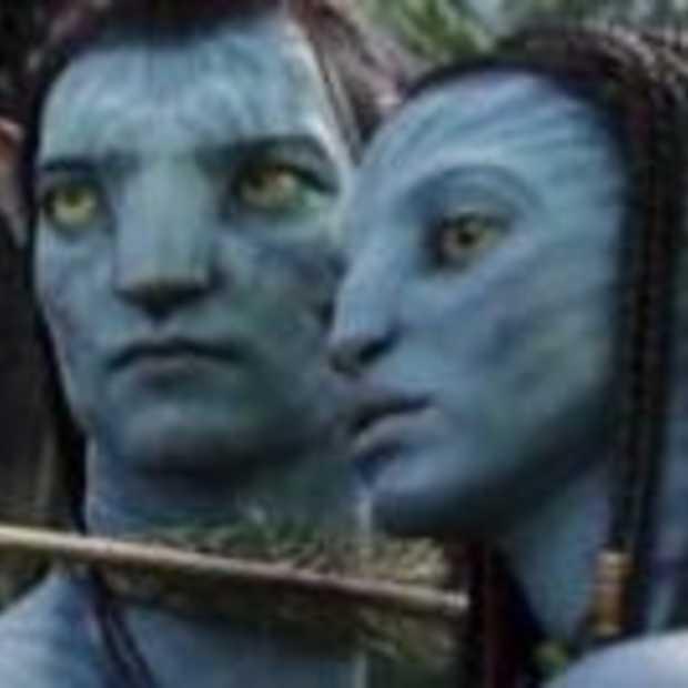 Dvd's Avatar vliegen over de toonbank