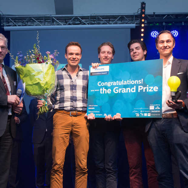 Dwillo wint Philips Innovation Awards 2014